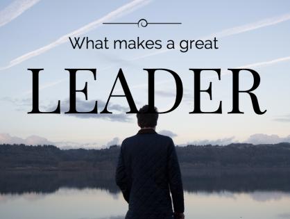 Τα 4 σημάδια που δείχνουν ότι κάποιος είναι top leader